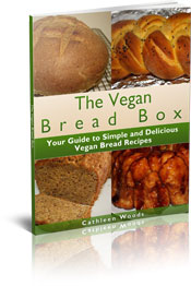 Vegan Bread Recipes Cookbook