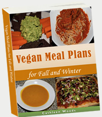 Vegan Meal Plans Ebook Cover