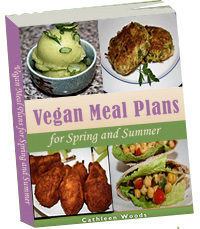 Vegan Meal Plans for Spring and Summer Ebook