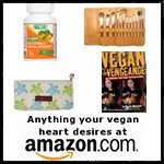 http://www.amazon.com/gp/search?ie=UTF8&keywords=vegan&tag=vegannutrit-20&index=blended&linkCode=ur2&camp=1789&creative=9325
