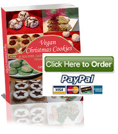 Buy Vegan Christmas Cookies ebook