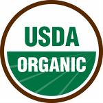 Certified Organic seal from USDA