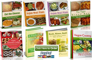 Vegan Nutritionista Complete Ebook Package