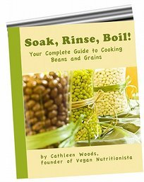 Learn how to cook beans and grains with Soak, Rinse, Boil!