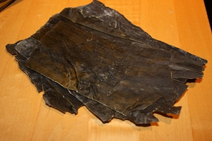 Kombu seaweed is a calcium rich food and is filled with tons of minerals.