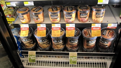 Purely Decadent Ice Cream at Whole Foods