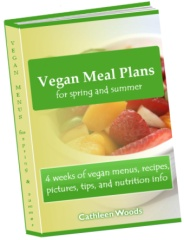 Spring Meal Plans