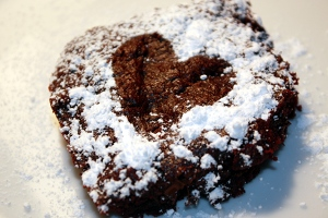 Vegan Chocolate Beet Brownie