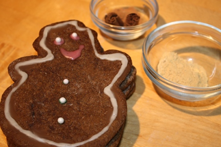 Vegan Gingerbread Cookies Vegan Christmas Cookies