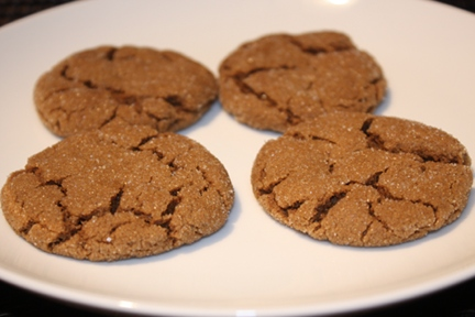 Vegan Christmas Cookies and Vegan Molasses Cookies