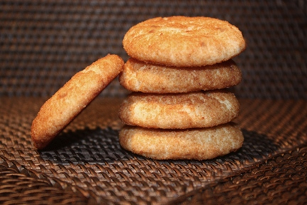 Vegan Snickerdoodles Cookies Perfect Vegan Christmas Cookies