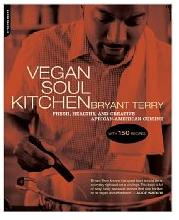 Vegan Soul Kitchen, by Bryant Terry