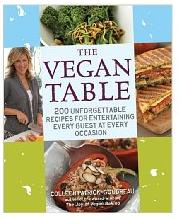 The Vegan Table, by Colleen Patrick-Goudreau
