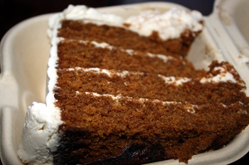 Lower Fat Carrot Cake Recipe
