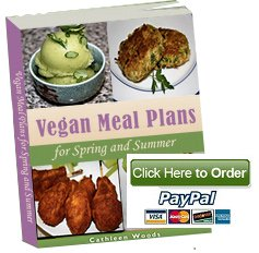 Buy Vegan Meal Plans for Spring and Summer Ebook