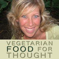Colleen Patrick-Goudreau, author of multiple vegan cookbooks and founder of Compassionate Cooks.
