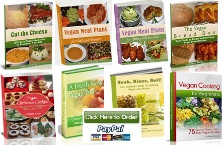 Complete Vegan Nutritionista Ebook Package 2012