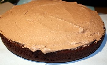 Simple and delicious Vegan Chocolate Frosting