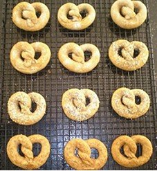 Vegan Pretzel Recipe